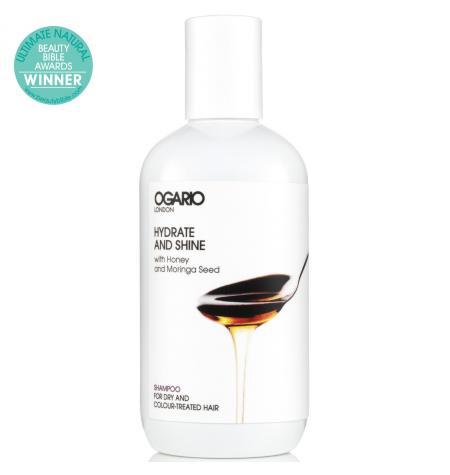 Hydrate & Shine Champú · 250 ml