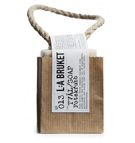 Jabón con Cuerda Exfoliante Pies · 240 g