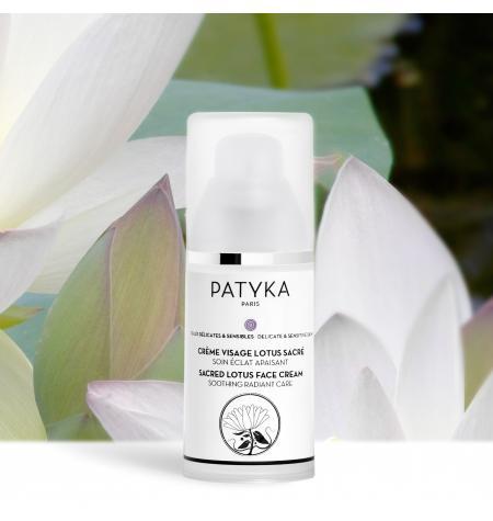 Sacred Lotus Face Cream · 50 ml
