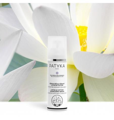 Lotus & Cotton Quenching Serum · 30 ml