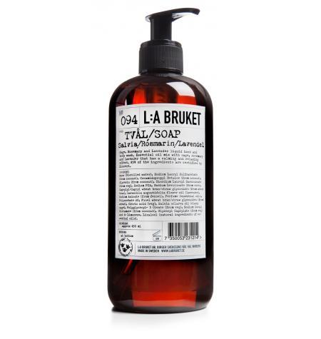 Jabón Líquido Salvia/Romero/Lavanda · 450ml