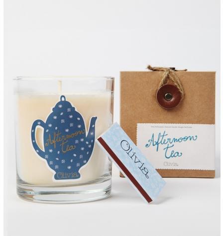 Vela Aromática Afternoon Tea · 200 g