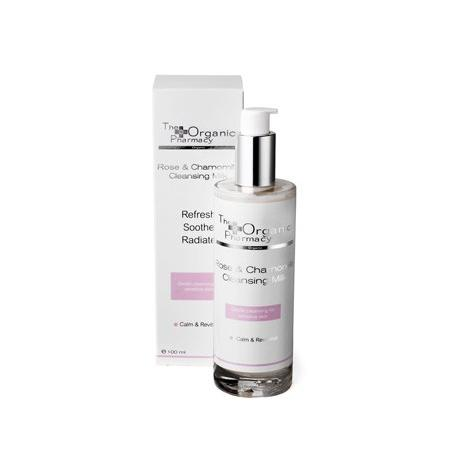 Rose and Chamomile Cleansing Milk