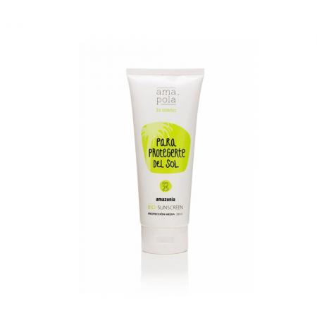 Crema Protección Solar Corporal SPF25· 200 ml