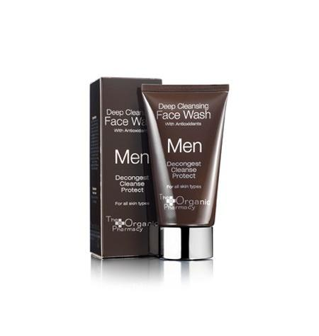 Deep Cleansing Face Wash for Men · 75 ml