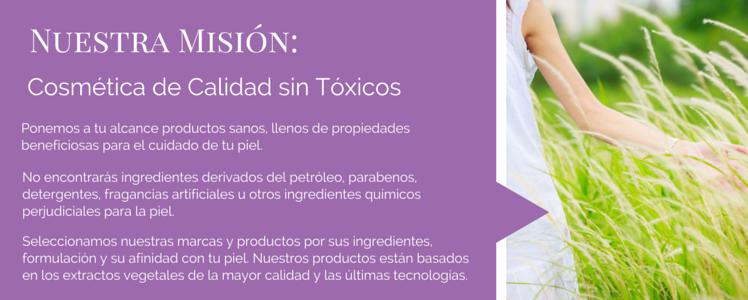 Misión de lily & WHITE: Cosmética de Calidad sin Tóxicos
