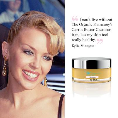 Kylie Minogue Carrot Butter Cleanser