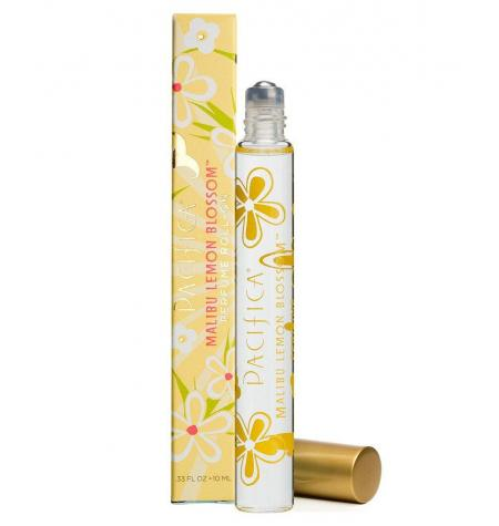 Malibu Lemon Blossom Roll- On Perfume- 10gr
