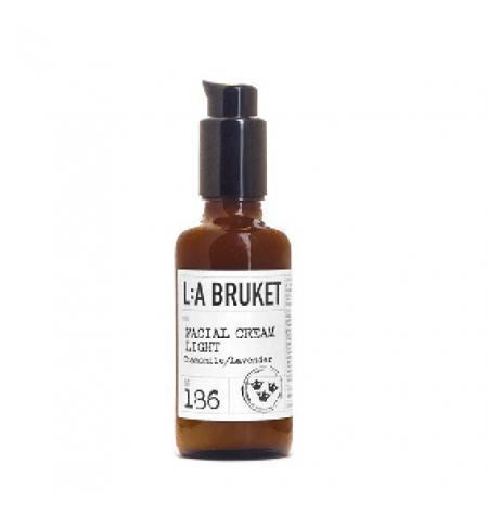 Hidratante Facial Ligera Camomila/Lavanda · 50 ml