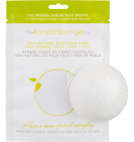 100% Konjac Facial Sponge · 1 unit