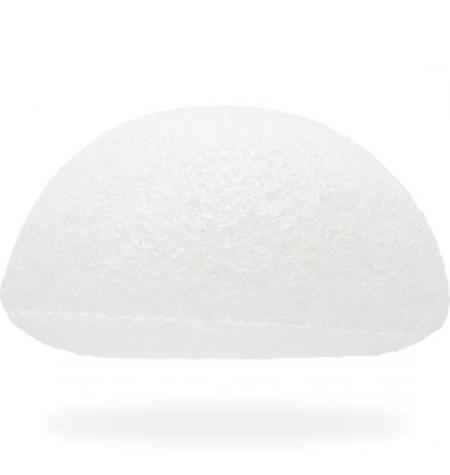 Esponja Facial Konjac 100% Pure · 1 unidad