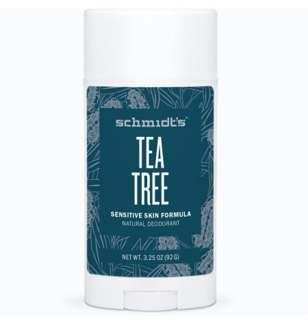 Desodorante Natural en Stick Tea Tree - 92 gr