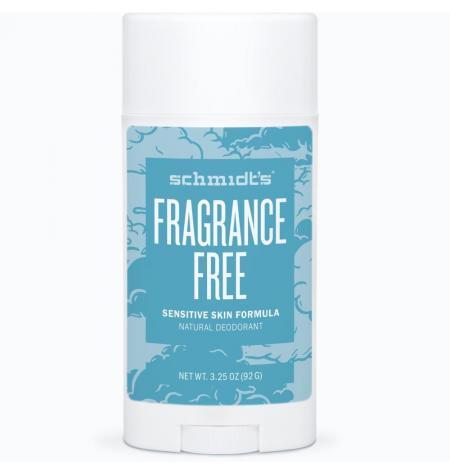 Desodorante Natural en Stick Sin Fragancia - 92 gr