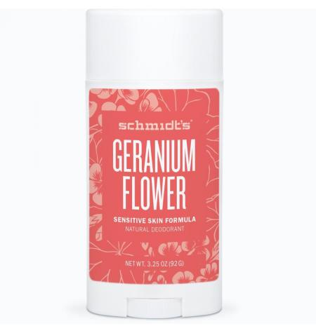 Desodorante Natural en Stick Geranium Flower - 92 gr