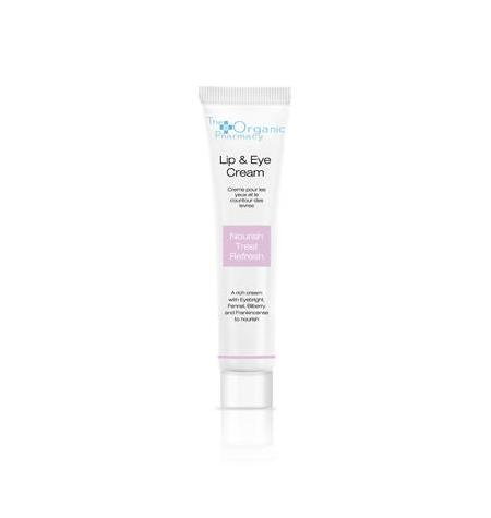 Lip & Eye Cream · 10 ml