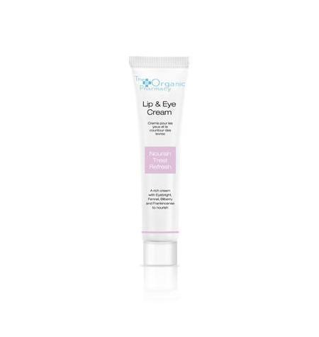Lip & Eye Cream · 10 ml