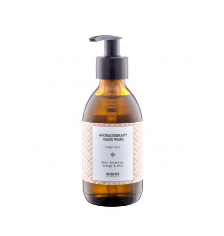 Body Wash Happiness: Geranium/Orange/Mint · 250 ml