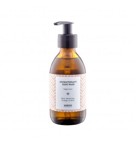 Body Wash Happiness: Geranium/Orange/Mint · 250 ml