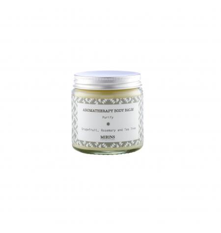 Body Balm Purify: Grapefruit/Rosemary/Tea Tree · 120 ml