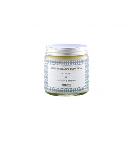 Bálsamo Corporal Calming: Lavanda/ Bergamota · 120 ml