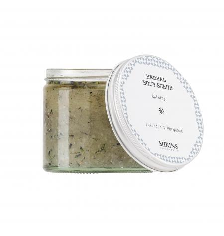 Exfoliante Corporal Calming: Lavanda/Bergamota · 250 ml