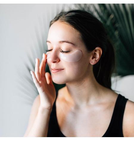 Parche Hidrogel Contorno de Ojos: Descongestionante · 1 par