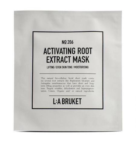206 Activating root extract mask- 4 units