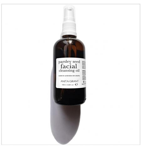 Aceite Limpiador Semilla de Perejil · 100 ml