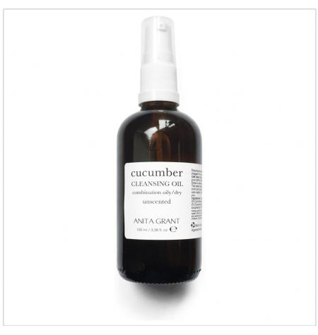 Cucumber Seed Facial Cleansing Oil · 100 ml