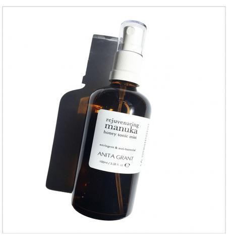 Rejuvenating Manuka Honey Tonic Mist · 100 ml