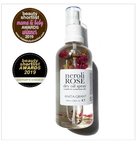 Neroli Rose Dry Oil Spray· 100 ml