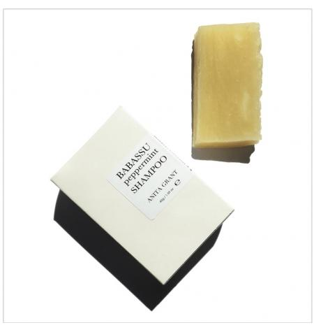 Babassu Shampoo Bars Unsecented · 110 gr