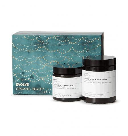 Dúo Exfoliante y Manteca Corporal Exotic Winter Warmer Duo · 180+120 ml