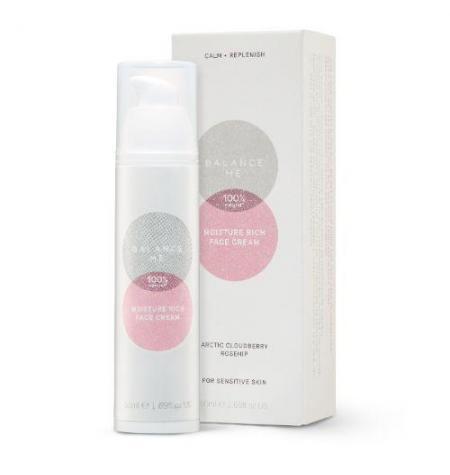 Crema Facial Moisture Rich · 50 ml