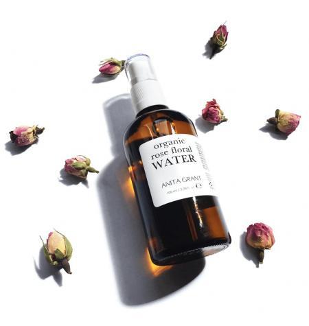 Agua de Rosas Orgánicas · 100 ml