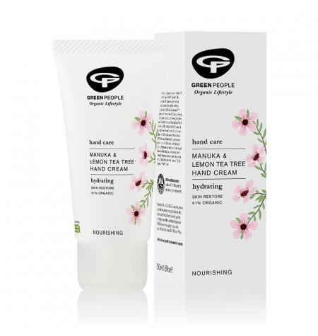 Manuka & Lemont Tea Tree Hand Cream · 50 ml