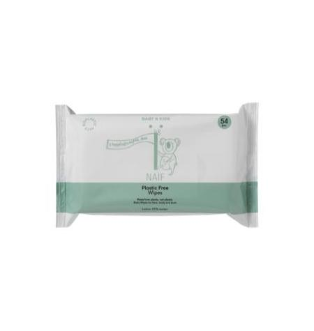 Eco-friendly Bamboo Baby Wipes · 56 uds