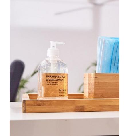 Gel Hidroalcohólico Naranja Dulce & Bergamota · 50 ml
