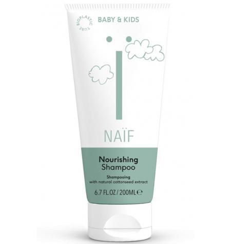 Champú nutritivo para bebés · 200 ml