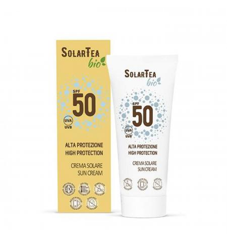 Face & Body High Protection Sun Cream SPF50 · 150 ml