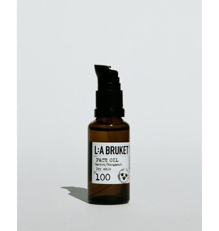 Aceite Facial Zanahoria/Bergamota · 30 ml