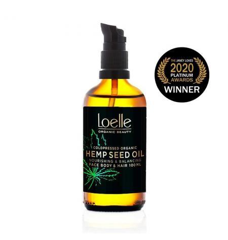 Hemp Seed Oil · 100 ml
