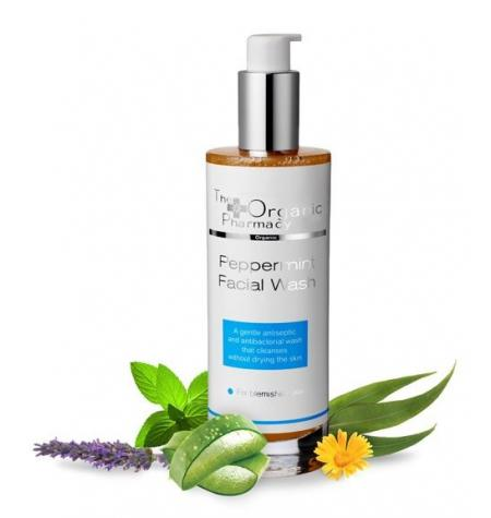 Peppermint Face Wash · 100 ml
