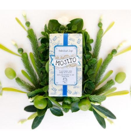 Jabón Mojito · 150 g