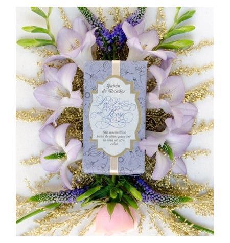 Jabón La Vie en Rose · 150 g