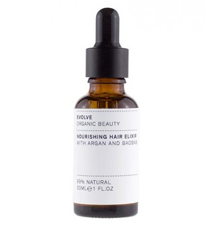 Nourishing Hair Elixir · 30 ml