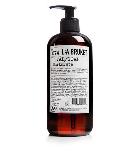 Jabón Líquido Rosa Salvaje · 250 ml