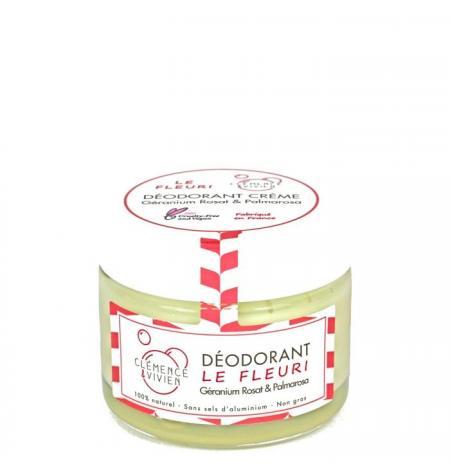 Bálsamo Desodorante Fragancia Floral Fresca · 50 gr