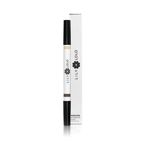 Lily Lolo Brow Duo Pencil -Medium