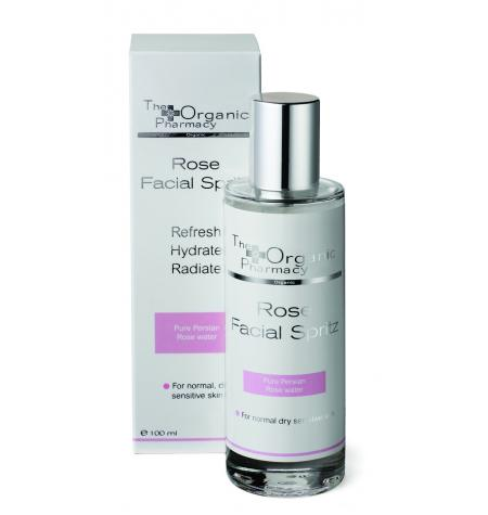 Hydrate - Rose Facial Spritz Toner · 100 ml